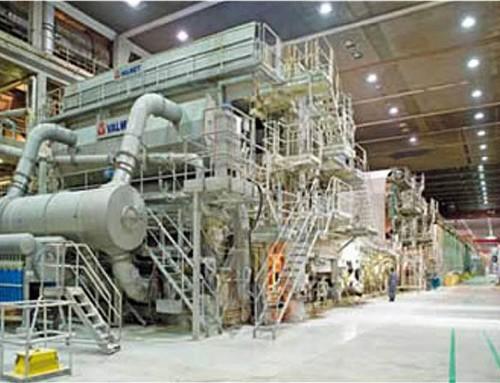 Processos industriais Belgo Mineira