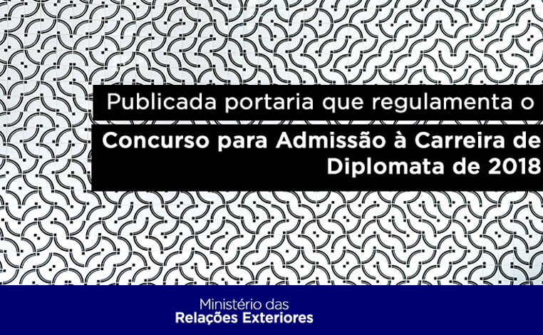 Maktraduzir - Concurso para diplomata