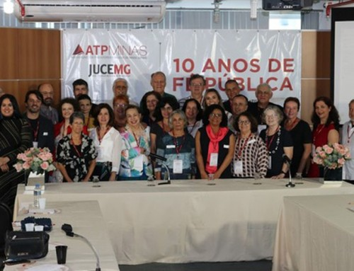 CNB/MG participa do Encontro Técnico Comemorativo da JUCEMG